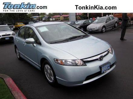 Honda Civic 1.3L I4 CVT