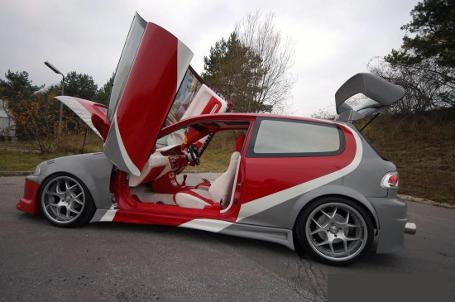 Honda Civic 1.5 GL