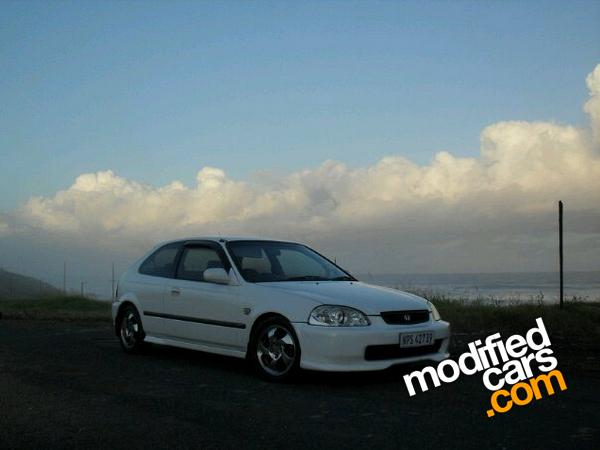 Honda Civic 150i