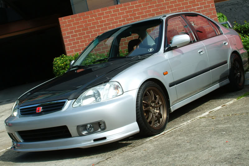 Honda Civic 1.6 i 16V MT