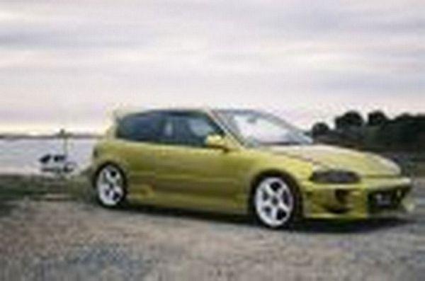 Honda Civic 1.6 i VTi