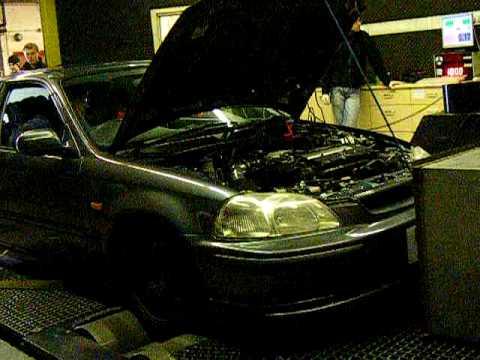 Honda Civic 1.6 VTi 16V
