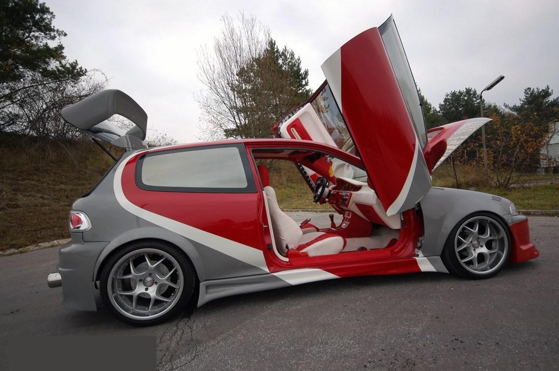 Honda Civic 1.6i AT