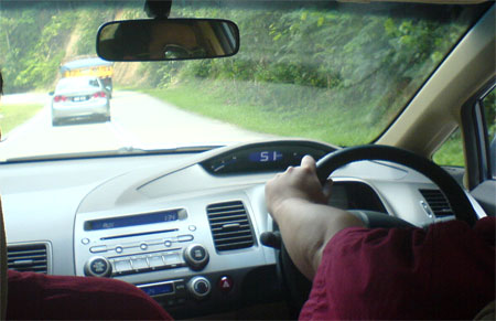 Honda Civic 1.8 MT Lifestyle