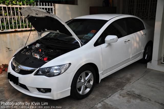 Honda Civic 1.8 MT Lifestyle
