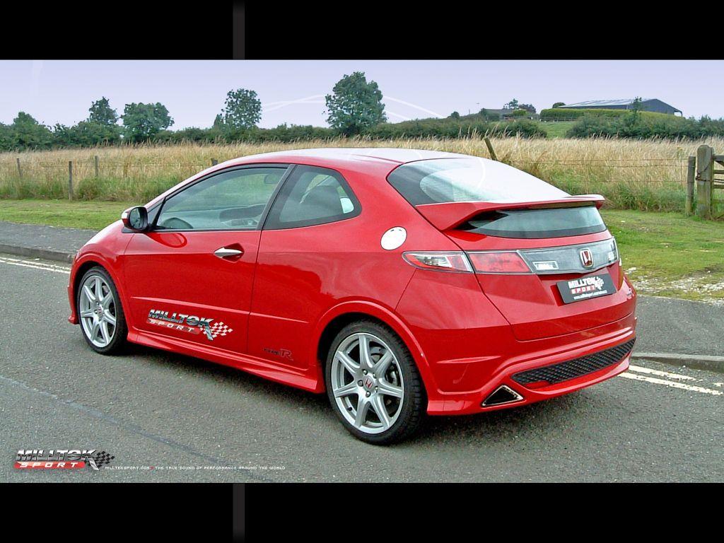 Honda Civic 2.0 i-VTEC R