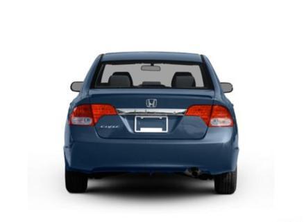 Honda Civic Coupe EX-L
