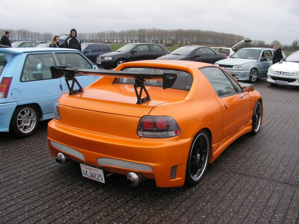View Of Honda Civic Del Sol Photos Video Features And Tuning Of Vehicles Gr8autophoto Com