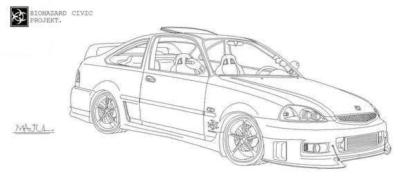 Honda Civic EX Automatic