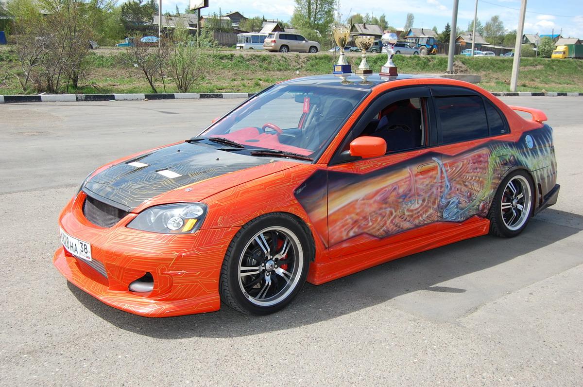 Honda Civic Ferio RS
