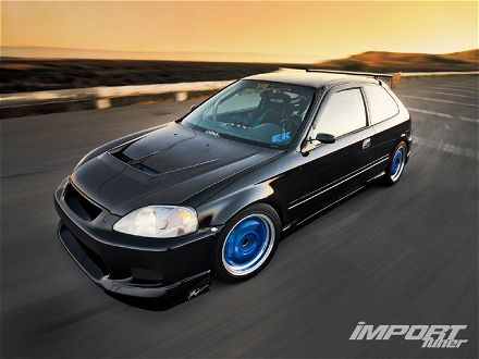 Honda Civic Hatchback