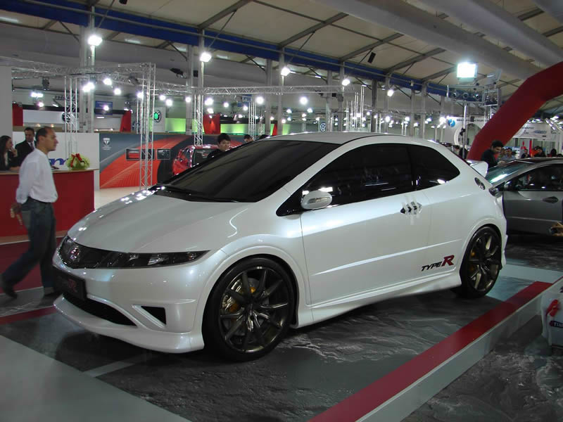 Honda Civic Type S