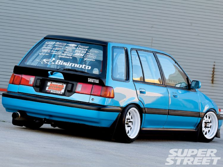 Honda Civic Wagon