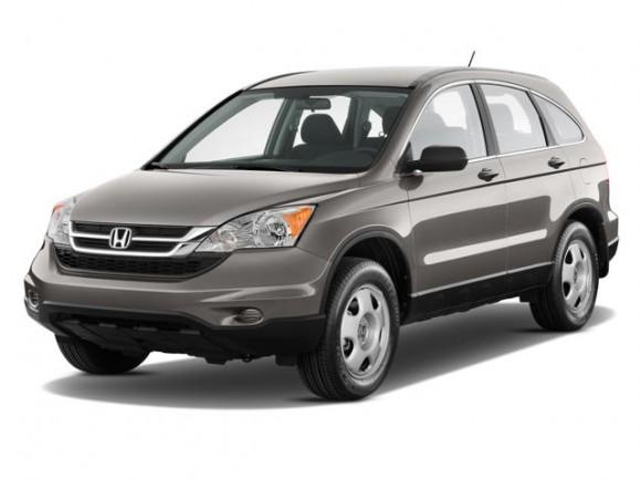 Honda CR-V EX-L 4WD Automatic