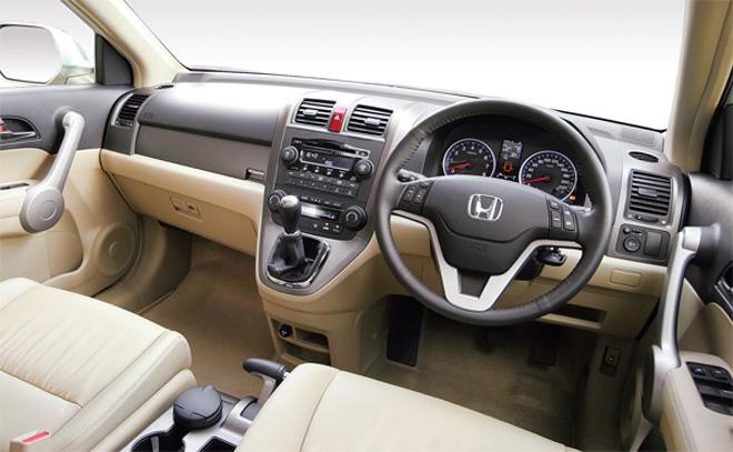 Honda CR-V RVSi