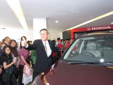 Honda CR-V RVSi 2.4 Automatic