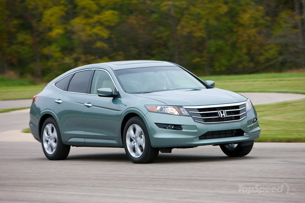 Honda Crosstour 3.5 AT Elegance
