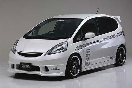Honda Fit A