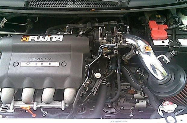 Honda Fit Aria