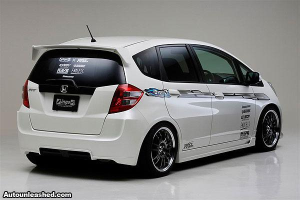 Honda Fit Automatic