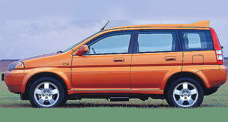 Honda HR-V 1.6i VTEC AWD