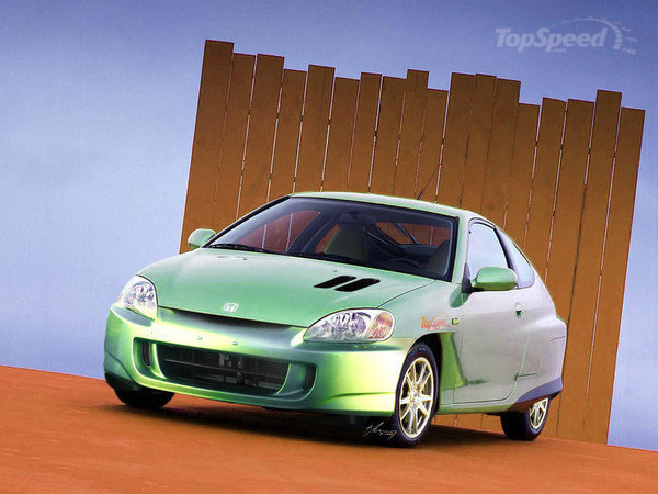 Honda Insight 1.0
