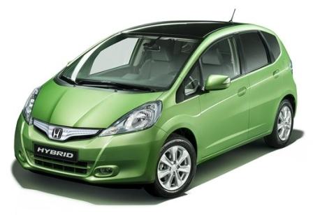 Honda Jazz 1.3 Hybrid