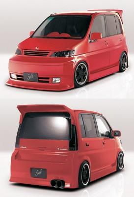 Honda Life Dunk