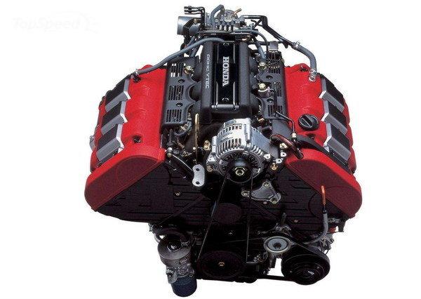 Honda NSX 3.0i F-Matic