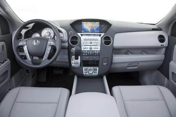 Honda Pilot EX-L Automatic DVD