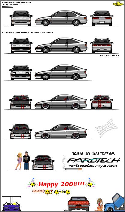 Honda Prelude EX