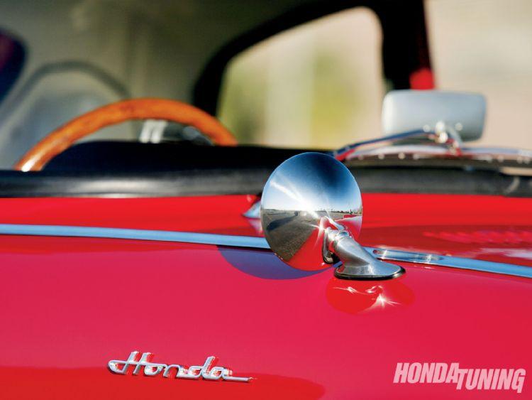 Honda S 600