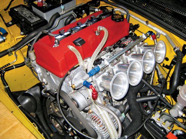 Honda S2000 2.2