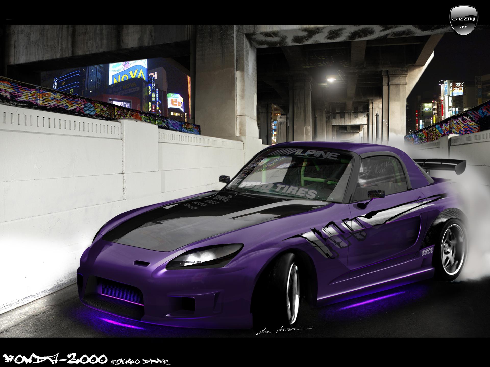 Honda S2000 Convertible