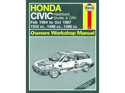 Honda Shuttle 1.6