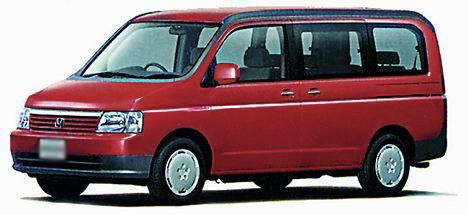 Honda Stepwgn 2.4 i 16V