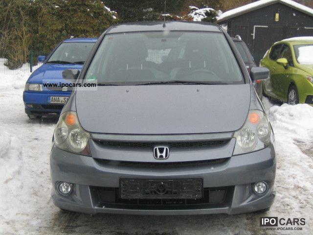 Honda Stream 2.0i ES Sport