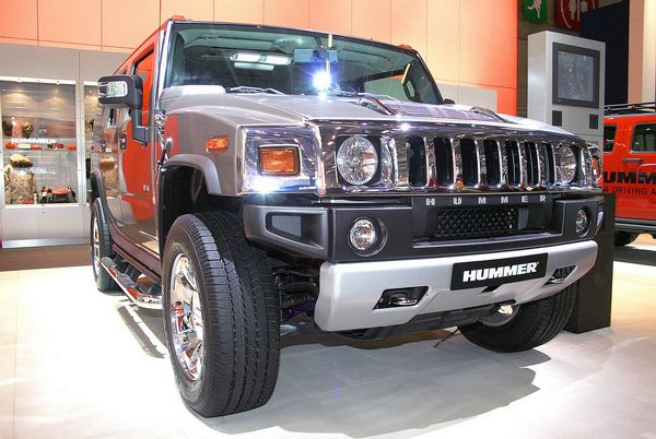 Hummer H2 6.2 AT