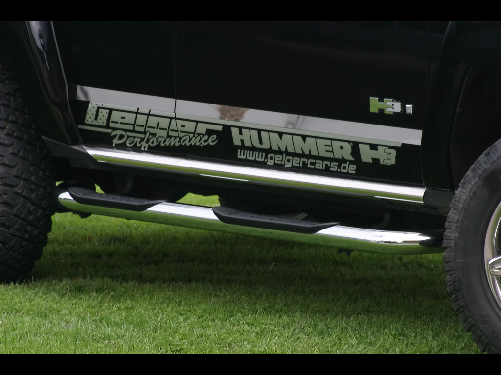Hummer H2 Hannibal