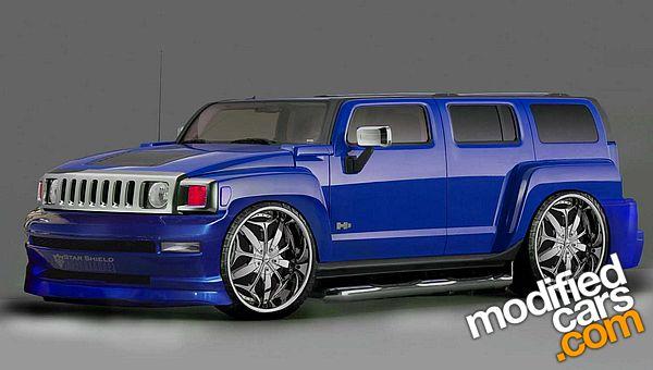 Hummer H3 SUV