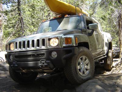 Hummer H3T Adventure