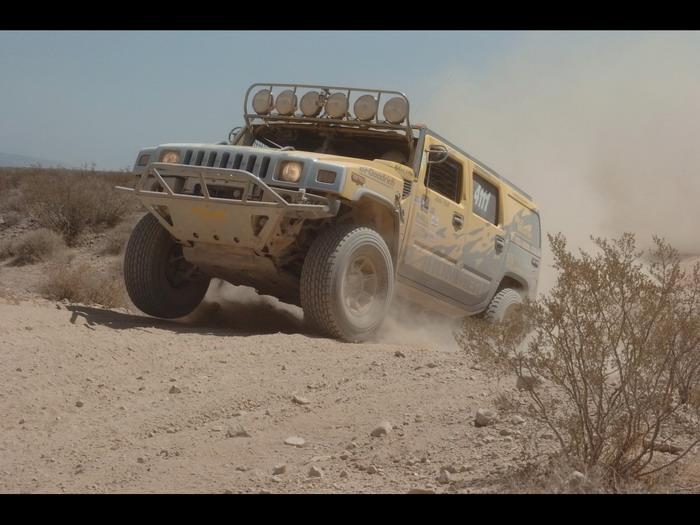 Hummer H3T Alpha
