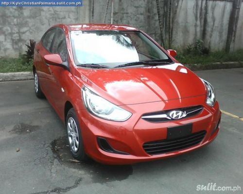 Hyundai Accent 1.4 MT