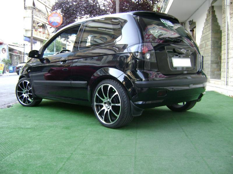 Hyundai Getz 1.6 Automatic