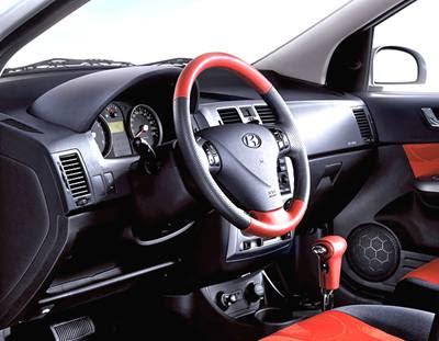 Hyundai Getz 1.6 HS
