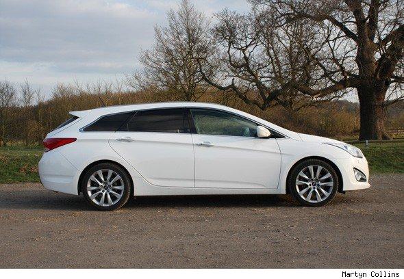 Hyundai i40 2.0 AT Style