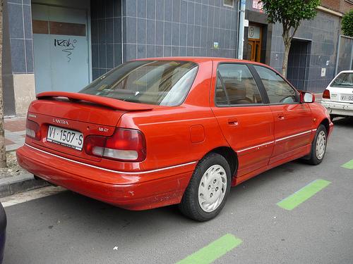 Hyundai Lantra 1.8 GT