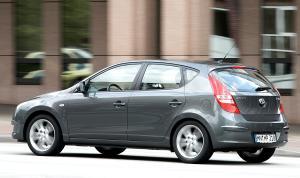 Hyundai Matrix 1.5 CRDi 110 hp MT