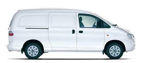 Hyundai Panel Van