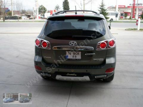 Hyundai Santa Fe 2.0 CRDi VGT 4WD